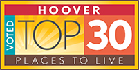 Hoover - Voted Top 30 Places to Live